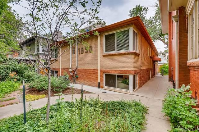 1630 Saint Paul Street #2, Denver, CO 80206 (MLS #5477362) :: Stephanie Kolesar