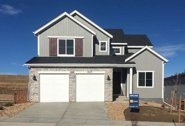 18413 W 94th Lane, Arvada, CO 80007 (#5477464) :: Mile High Luxury Real Estate