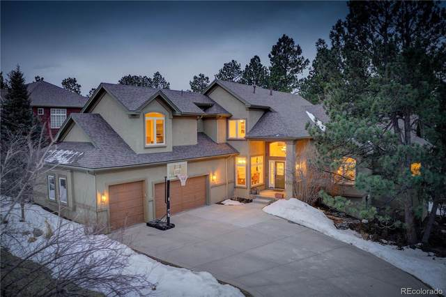 5307 Pinyon Jay Road, Parker, CO 80134 (#5477471) :: iHomes Colorado