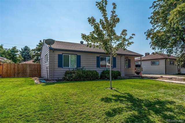 4740 W Wyoming Place, Denver, CO 80219 (MLS #5477672) :: 8z Real Estate