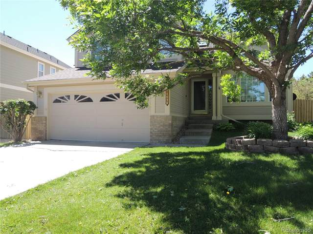 17034 Carr Avenue, Parker, CO 80134 (#5477780) :: The HomeSmiths Team - Keller Williams