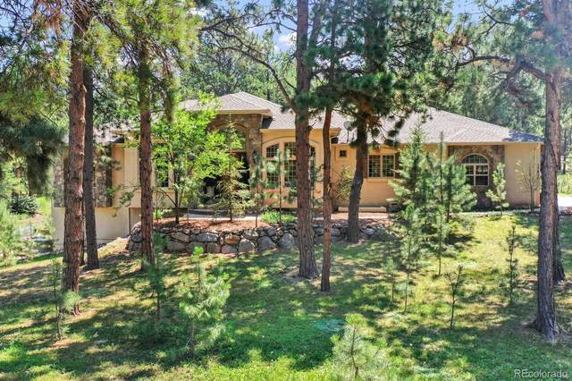 17895 Queensmere Drive, Monument, CO 80132 (MLS #5477847) :: Clare Day with Keller Williams Advantage Realty LLC