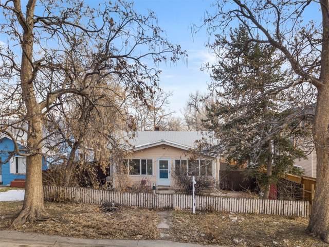 1242 Osceola Street, Denver, CO 80204 (MLS #5478152) :: Colorado Real Estate : The Space Agency