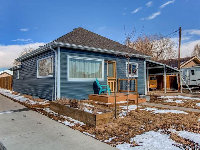 101 Buchanan Avenue, Firestone, CO 80520 (#5478195) :: The DeGrood Team
