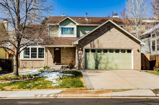 5787 S Bahama Cir E, Aurora, CO 80015 (#5478233) :: The Peak Properties Group