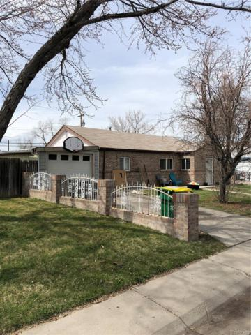 1185 Worchester Street, Aurora, CO 80011 (#5478462) :: The Peak Properties Group