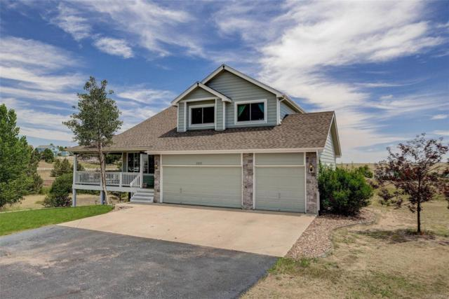 3507 Meadowlark Court, Parker, CO 80138 (#5478569) :: The Peak Properties Group