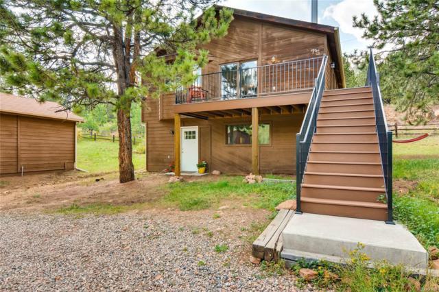 75 Buttermilk Lane, Bailey, CO 80421 (#5479141) :: Bring Home Denver