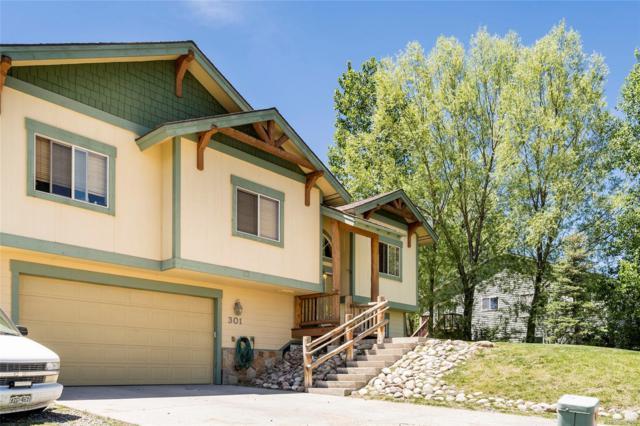 301 Honeysuckle Drive, Hayden, CO 81639 (MLS #5479177) :: Kittle Real Estate