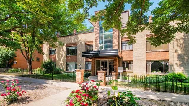 1375 N Williams Street #205, Denver, CO 80218 (#5479209) :: The Colorado Foothills Team | Berkshire Hathaway Elevated Living Real Estate