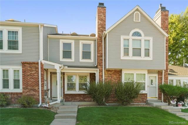 4001 E 94th Avenue F, Thornton, CO 80229 (#5479886) :: The HomeSmiths Team - Keller Williams