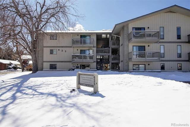 625 Manhattan Place #301, Boulder, CO 80303 (MLS #5479974) :: 8z Real Estate