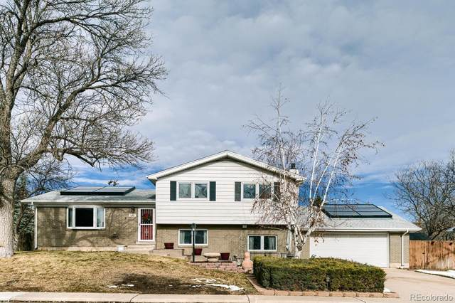 2205 E Noble Place, Centennial, CO 80121 (#5480420) :: The Colorado Foothills Team | Berkshire Hathaway Elevated Living Real Estate