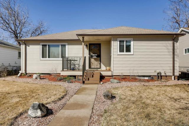 901 Hanover Street, Aurora, CO 80010 (#5480485) :: The Peak Properties Group