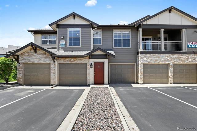 7489 S Quail Circle #821, Littleton, CO 80127 (#5481144) :: Colorado Home Finder Realty