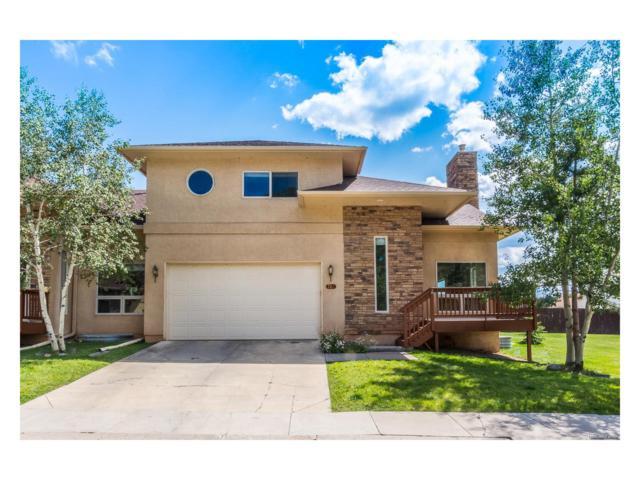 781 Westwood Trace, Woodland Park, CO 80863 (MLS #5481216) :: 8z Real Estate