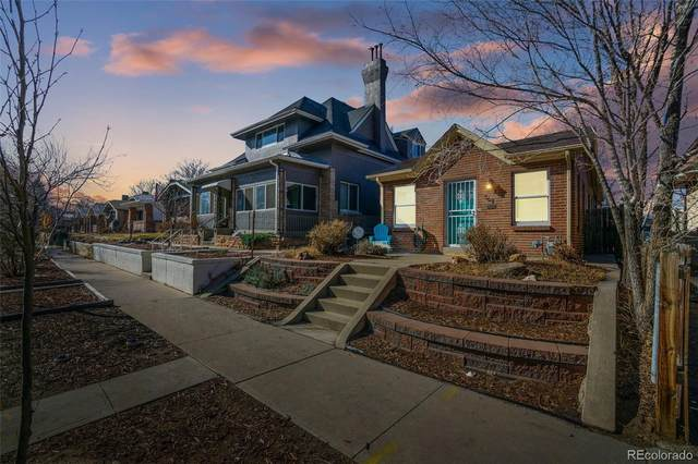 361 N Grant Street, Denver, CO 80203 (#5481289) :: The Colorado Foothills Team | Berkshire Hathaway Elevated Living Real Estate