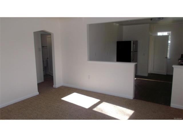 3240 S Corona Street, Englewood, CO 80113 (#5481404) :: The Peak Properties Group