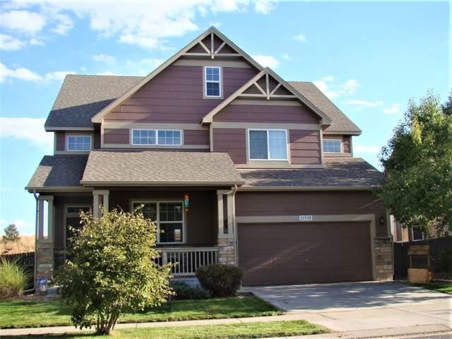 11510 River Oaks Lane, Commerce City, CO 80640 (MLS #5481619) :: 8z Real Estate