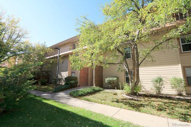7665 E Eastman Avenue C209, Denver, CO 80231 (#5481714) :: Realty ONE Group Five Star