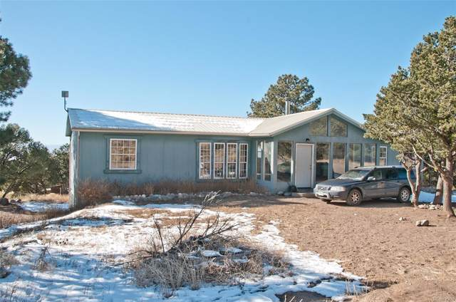 1005 Badger Road, Crestone, CO 81131 (#5482202) :: The DeGrood Team