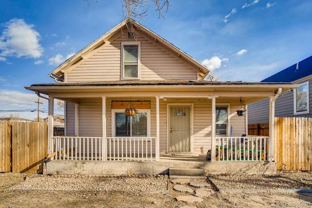 800 S Krameria Street, Denver, CO 80224 (#5482474) :: Chateaux Realty Group