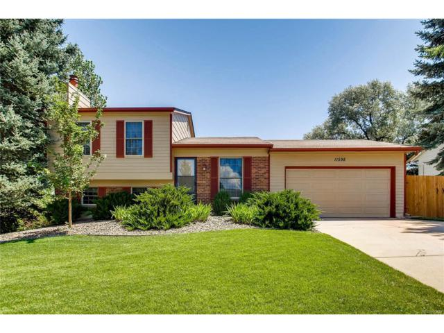 11598 N Settlers Drive, Parker, CO 80138 (MLS #5482982) :: 8z Real Estate