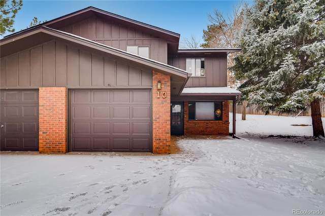 2840 W 21st Street #10, Greeley, CO 80634 (#5483032) :: The Margolis Team