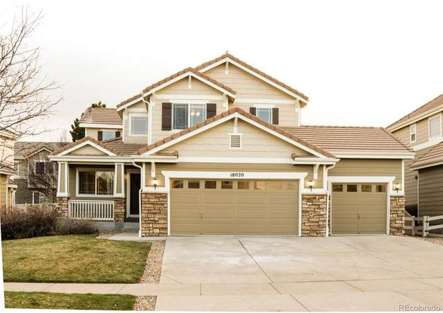 18020 Bolero Drive, Parker, CO 80134 (MLS #5483751) :: Wheelhouse Realty