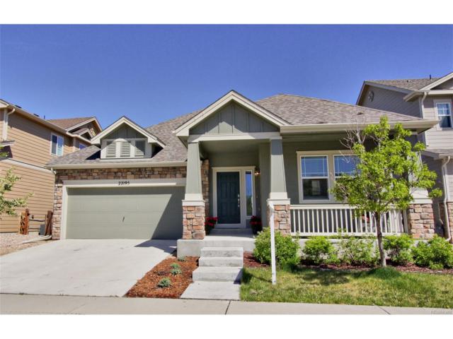 22195 E Grand Drive, Centennial, CO 80015 (MLS #5483787) :: 8z Real Estate