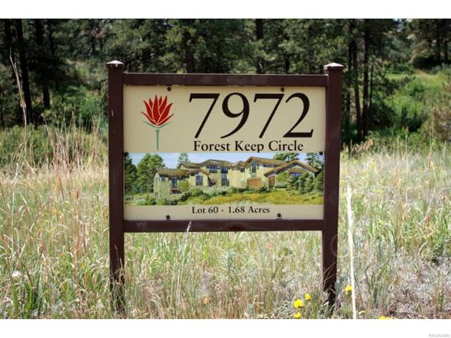 7972 Forest Keep Circle, Parker, CO 80134 (#5483874) :: The DeGrood Team