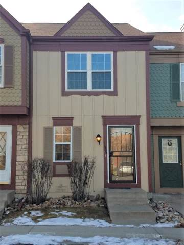 11903 E Ford Drive, Aurora, CO 80012 (#5484108) :: Bring Home Denver with Keller Williams Downtown Realty LLC