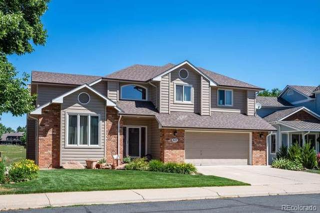 681 W Hickory Street, Louisville, CO 80027 (#5484826) :: The DeGrood Team