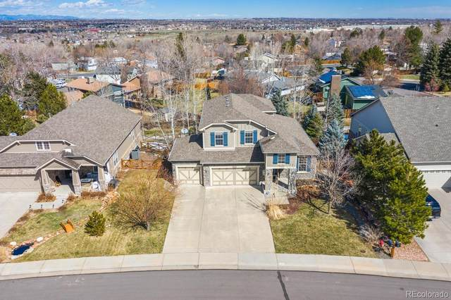 4357 W 107th Place, Westminster, CO 80031 (#5484842) :: The Peak Properties Group