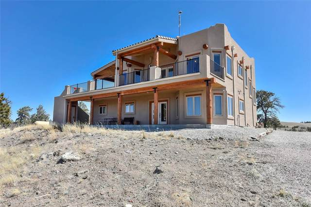 1376 Wolfe Drive, Hartsel, CO 80449 (#5484849) :: Bring Home Denver with Keller Williams Downtown Realty LLC