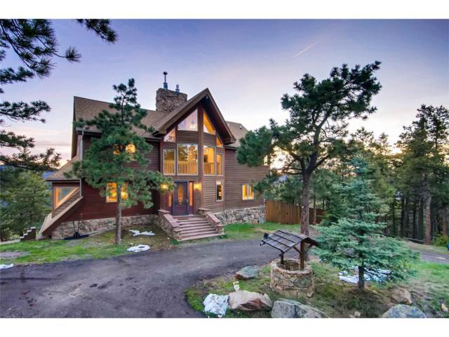 14980 Elk Mountain Trail, Littleton, CO 80127 (MLS #5485094) :: 8z Real Estate