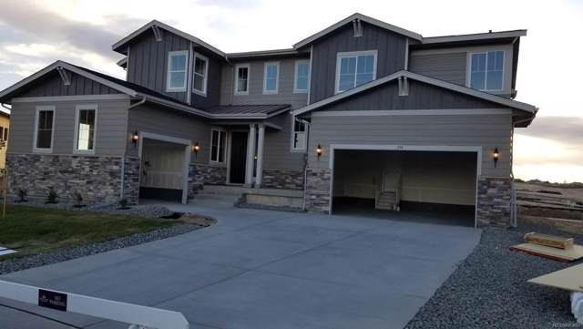218 Merrimack Place, Castle Pines, CO 80108 (#5485151) :: The DeGrood Team