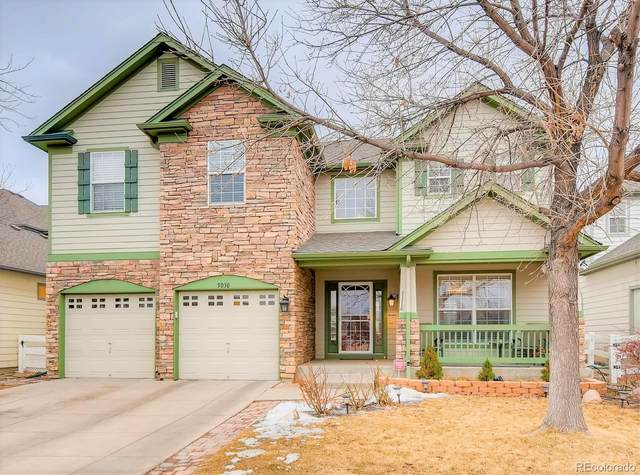 5030 W 116th Court, Westminster, CO 80031 (#5485187) :: The Dixon Group