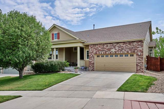 11870 S Breeze Grass Way, Parker, CO 80134 (#5485651) :: The DeGrood Team
