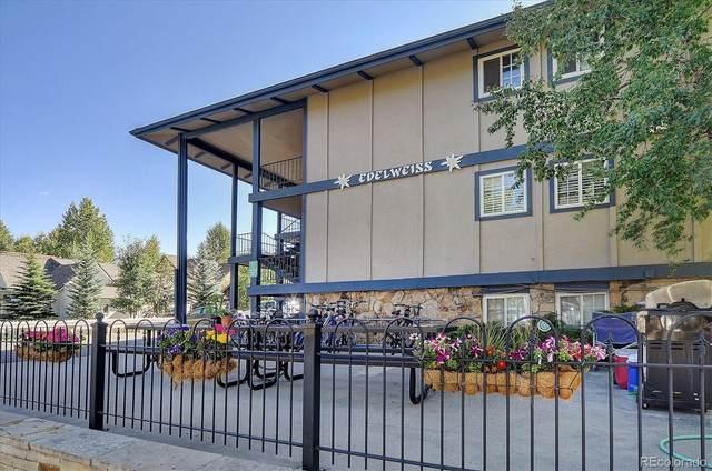 214 N Main Street #8, Breckenridge, CO 80424 (MLS #5485669) :: Bliss Realty Group