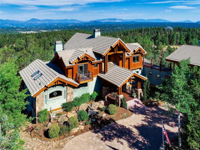 540 Mohawk Heights, Florissant, CO 80816 (#5485938) :: The Peak Properties Group