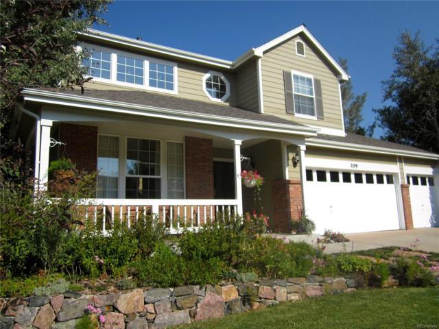 7159 Shoreham Drive, Castle Pines, CO 80108 (#5486063) :: HomePopper