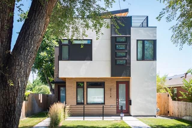 3718 Kalamath Street, Denver, CO 80211 (MLS #5486211) :: 8z Real Estate