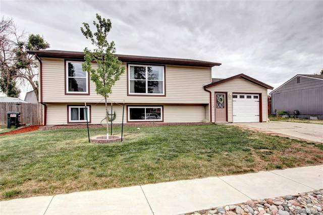 9458 W Hamilton Drive, Lakewood, CO 80227 (#5486387) :: The DeGrood Team