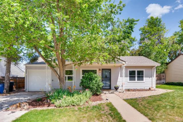 3202 S Dahlia Street, Denver, CO 80222 (#5486512) :: milehimodern