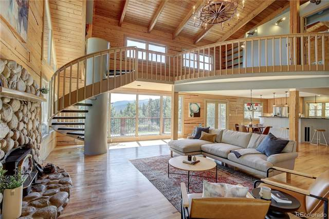 24 Old Squaw Pass Road, Evergreen, CO 80439 (#5487103) :: Venterra Real Estate LLC