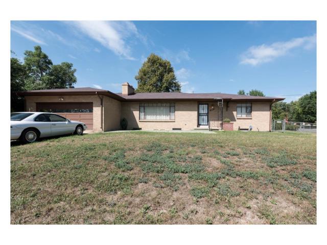 1301 S Ingalls Street, Lakewood, CO 80232 (MLS #5487113) :: 8z Real Estate