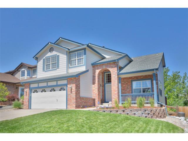 99 Burgundy Drive, Highlands Ranch, CO 80126 (MLS #5487143) :: 8z Real Estate
