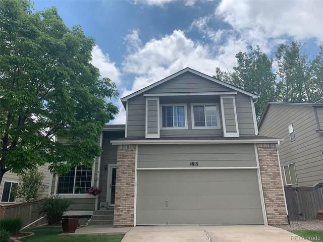 4818 Tarcoola Lane, Highlands Ranch, CO 80130 (#5487590) :: Colorado Home Finder Realty