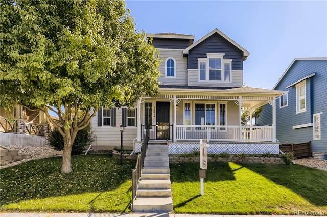 10014 Telluride Street, Commerce City, CO 80022 (MLS #5487680) :: Find Colorado Real Estate